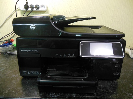 Ремонт HP Officejet Pro 8500a Plus