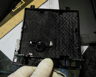 замена адсорбера  Epson L200
