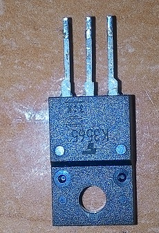 Ключевой транзистор K3556