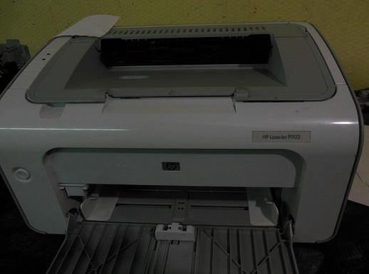 ремонт принтера hp LJ P1102