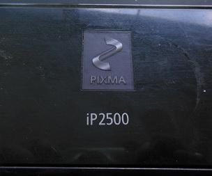 ремонт принтера Canon ip2500