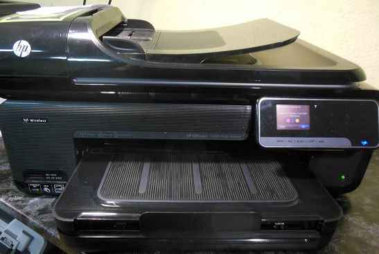 Ремонт HP OfficeJet 7500 wide