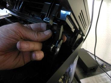снятие сканера Samsung Xpress M2070w разборка