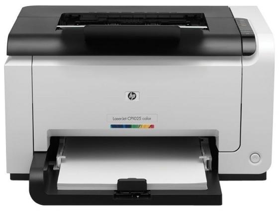 Ремонт принтера HP LaserJet CP1025 Color