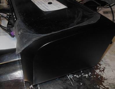 ремонт узла парковки Officejet 7000