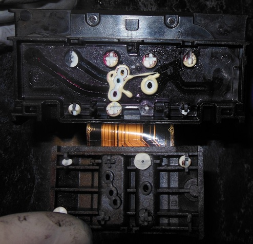 2 части головки HP