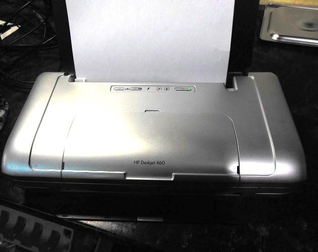 Ремонт HP Deskjet 460