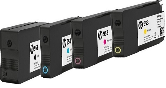 заправка HP 953