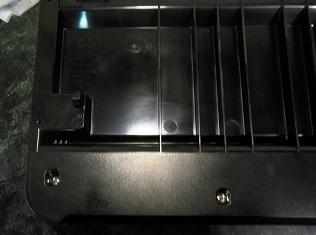 разборка сканера HP LJ 1536dnf