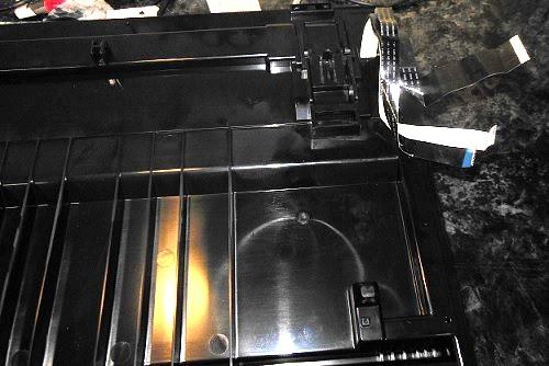 ремонт автоподатчика HP LJ 1536dnf