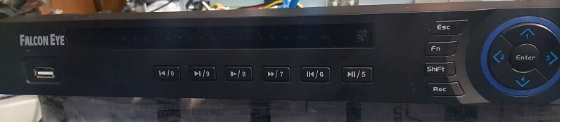 ремонт системы видеонаблюдения