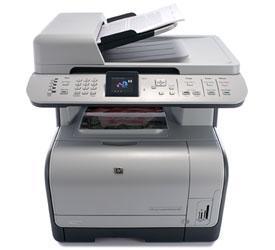 HP CM1312 не захватывает бумагу