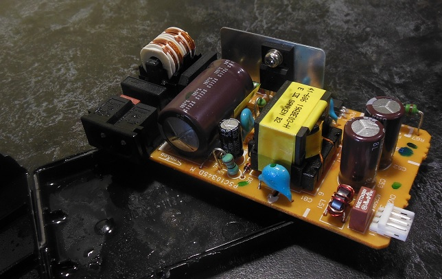 Epson SX430 не включается причина