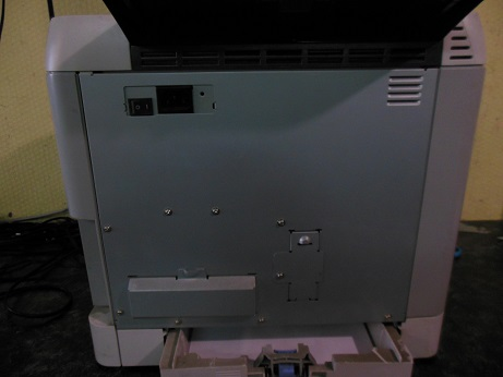 Разборка HP LJ Color 2600n