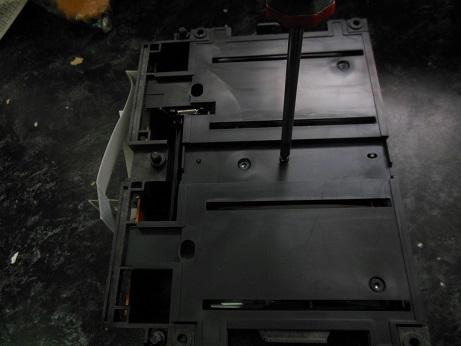 ремонт блока лазера HP LaserJet Color 2600n