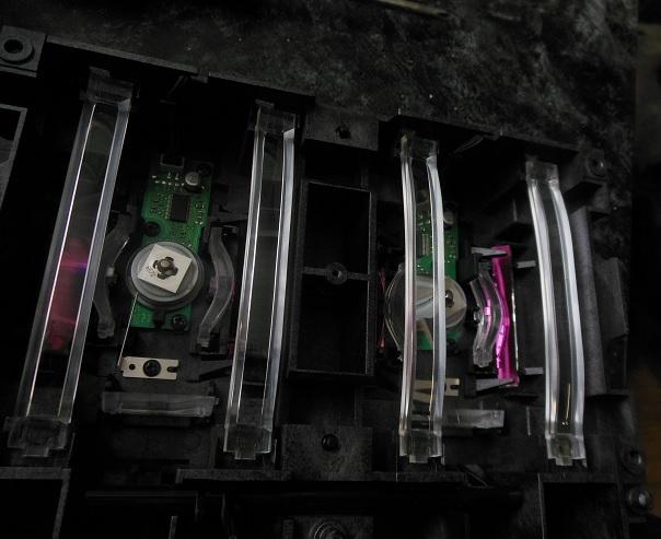 ремонт лазерного блока HP LaserJet Color 2600n