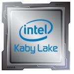 Процессоры Intel 7 поколения