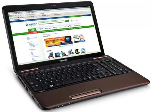 Ноутбук Toshiba L655 БУ