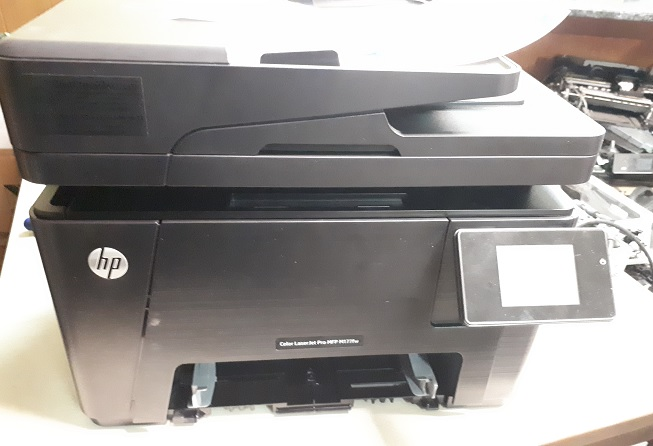 Ремонт HP Color Laserjet Pro M177mf