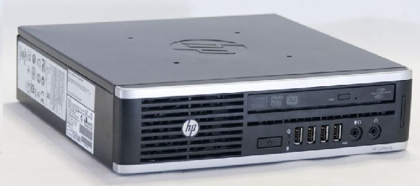HP Compaq elite 8200 SSF БУ