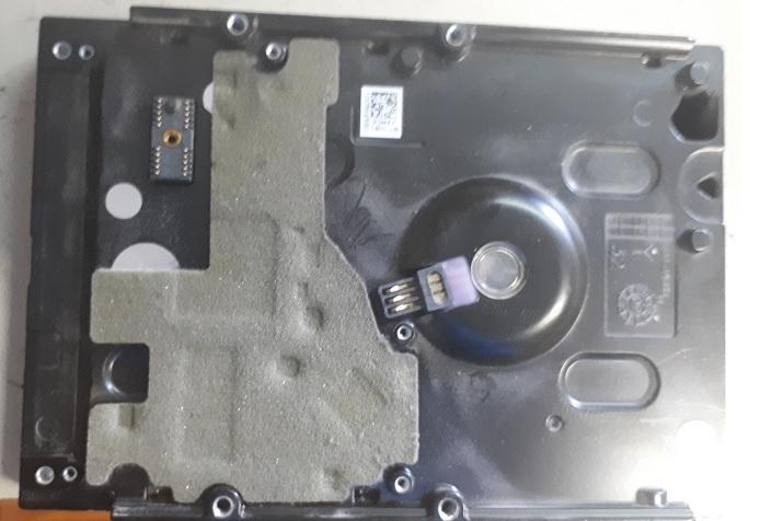 дисковая часть HDD