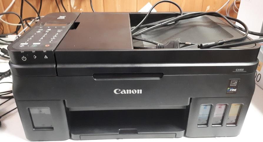 ремонт Canon G4400