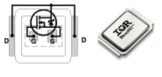 транзисторы IRF6665 управления головкой Epson wf-7620