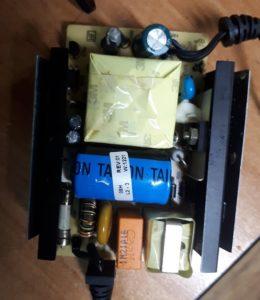 ремонт блока питания HP envy 110