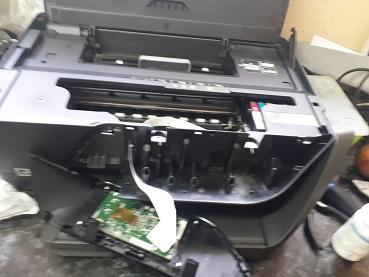 разборка HP 6960