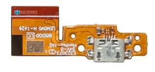 разъем питания Lenovo планшета на шлейфе