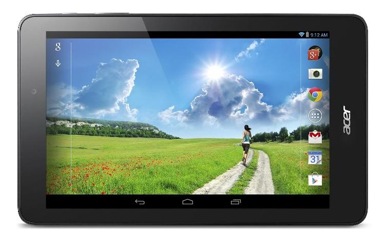 ремонт планшетов Acer iconia Tab