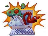 Удаление вирусов в ноутбуке Toshiba