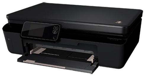HP 5525 не печатает черным цветом