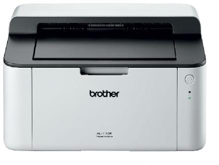 Маленький лазерный принтер Brother DCP-1110r БУ