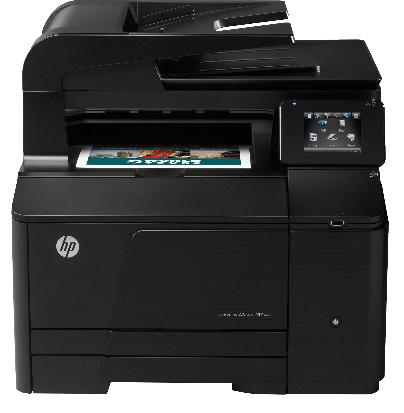 HP LaserJet Pro 200 MFP
