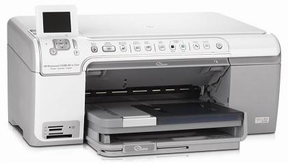 HP Photosmart C5383