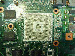 ремонт видеокарты ноутбуков Asus