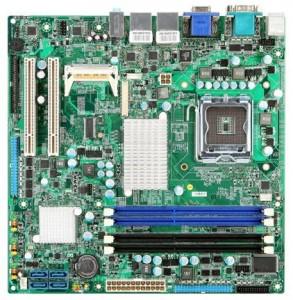 Матплаты MSI LGA775 для встраиваемых систем