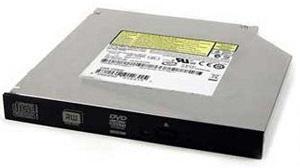 DVD ноутбуков HP
