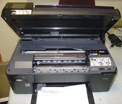 ремонт принтеров струйных HP