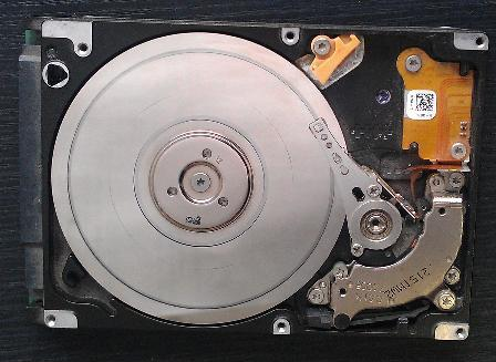Поломки жесткого диска как причина неисправности компьютера
