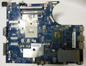 материнская плата ноутбука Lenovo Y550p