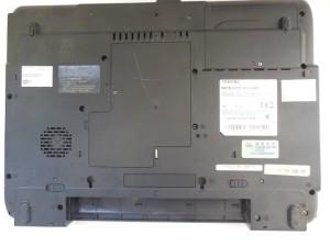 Нижняя крышка корпуса Toshiba Sattelite A100