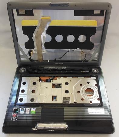 Запчасти для ремонта ноутбуков Toshiba