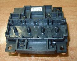 промывка печатающей головки Epson