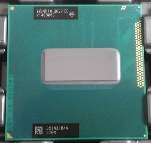 как ускорить ноутбук заменой процессора