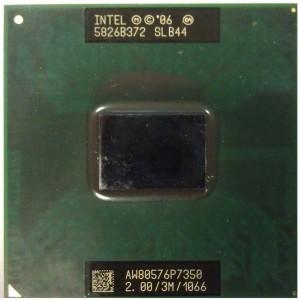 процессор для ноутбука P7350