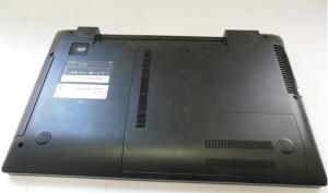Нижняя крышка корпуса ноутбука Samsung 550p