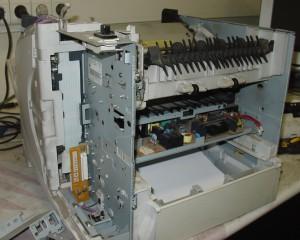 разборка HP LJ 4250-1