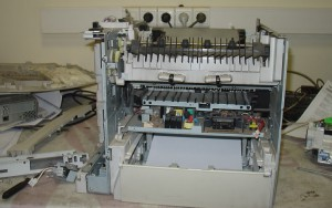 разборка HP LJ 4250-4